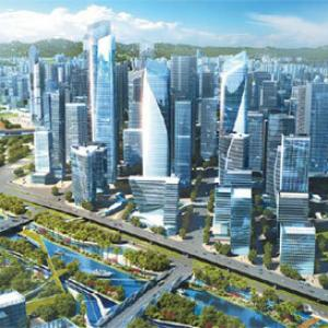 All going to plan in FTZ's newest area
