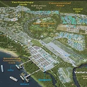 Papua LNG Expected to Drive Development of SEZ in Gulf Province