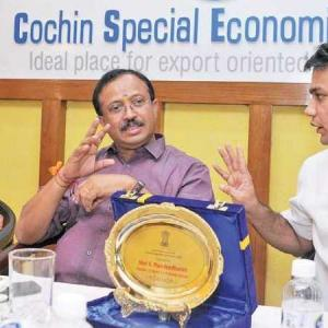 Cochin Special Economic Zone set to be expanded